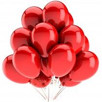 Hjärtballonger till Alla Hjärtans Dag!