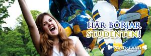 Allt till din studentfest!